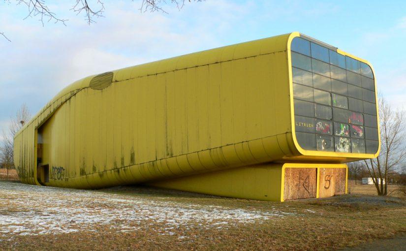 Hannover, Expo-Pavillon Litauen (Bild: Axel Hindemith, CC BY-SA 3.0)