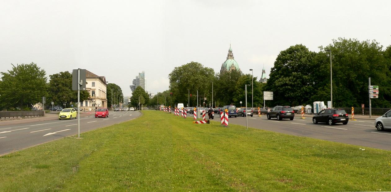 Hannover, Friederikenplatz (Bild: Axel Hindemith, CC BY SA 3.0)