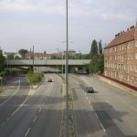 """Hannover, """"Kaisergabel"""" (Friedrich-Ebert-Straße) (Bild: Dirk Hillbrecht, CC BY SA 2.0)"""