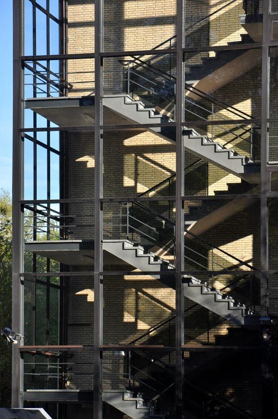 Hannover, Raiffeisenhaus (E. F. Brockmann, 1959) (Bild: Hartmut Möller)