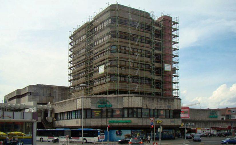 Umbau fürs Wollhauszentrum?