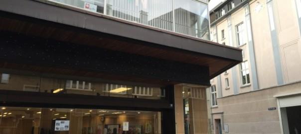 Herten: Kaufhaus wird Kulturhaus?