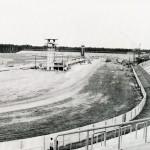 Hockenheimring, Bau des Motodroms (Bild: Hockenheimring GmbH, ca. 1965)