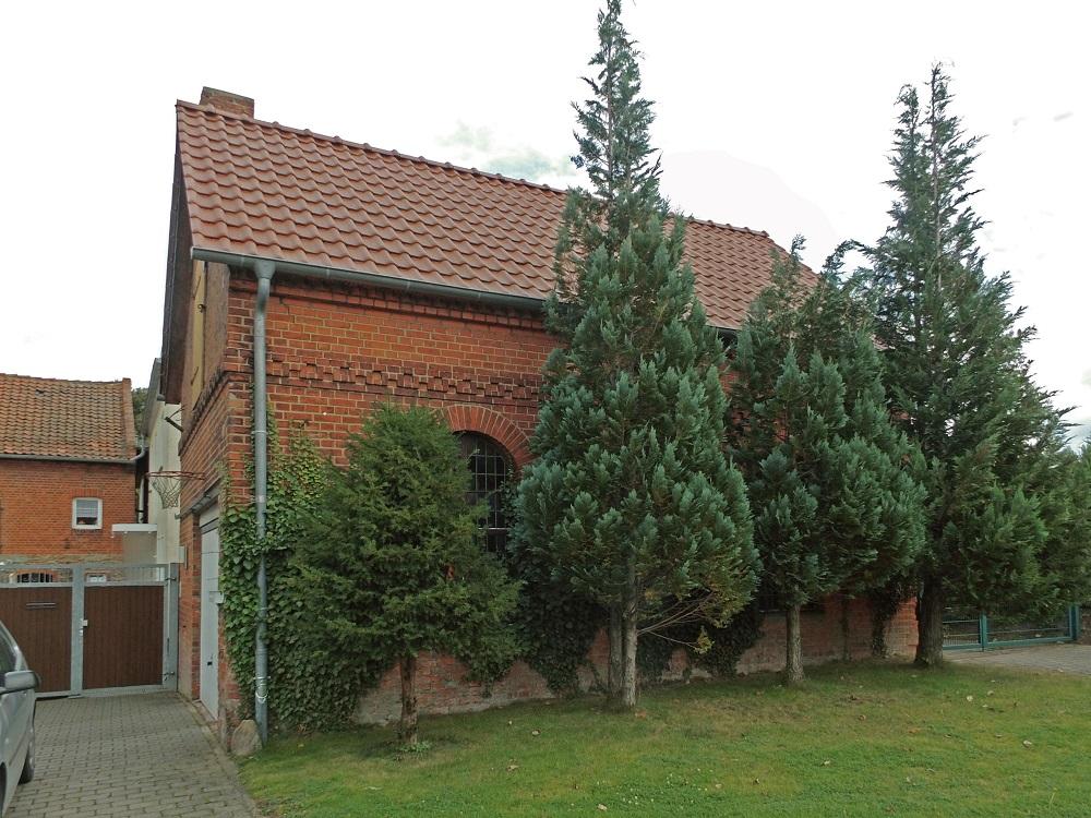 Hörsingen, ehemalige Emmauskapelle (Bild: Kirchenfan, CC0 1.0, 2014)