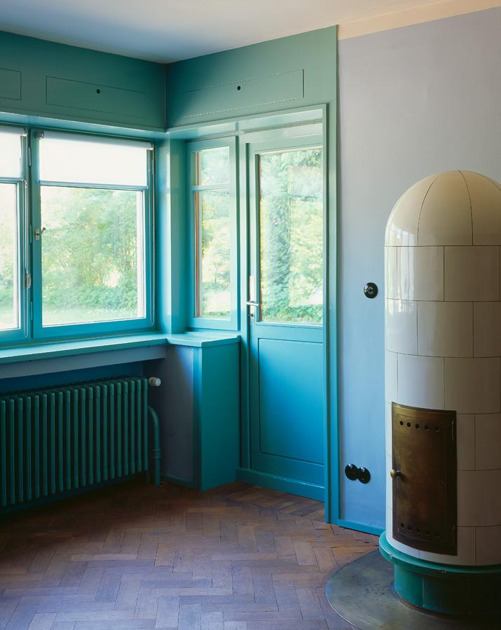 """""""Farbe in der Architektur"""" (Bild: Karl-Schneider-Gesellschaft)"""