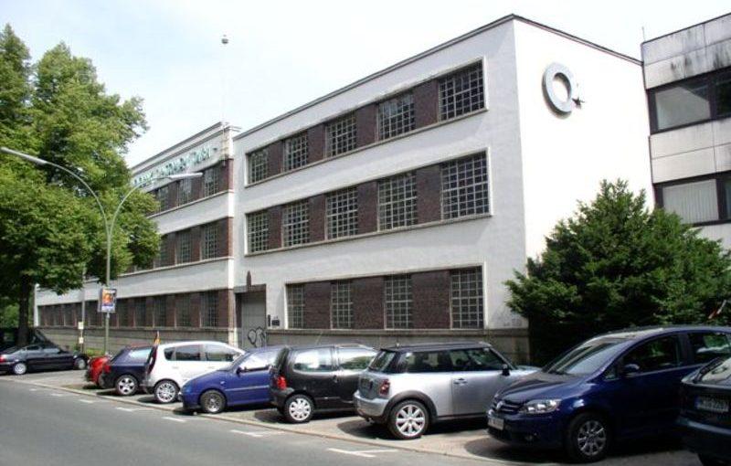 Iserlohn, Christophery-Bau um 2012 (Bild: Stadt Iserlohn)