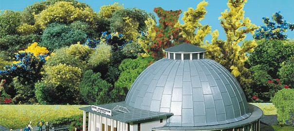 Jena, Zeiss-Planetarium (Bild: faller.de)