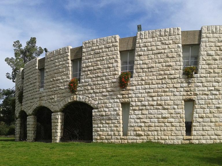 Jerusalem, Beit Belgiyah (Bild: K. Berkemann)
