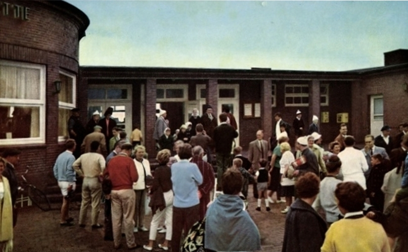 Update: Juister Bahnhof