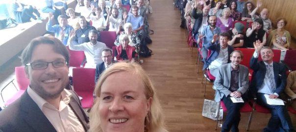 Köln, Amerika-Haus/Fritz-Thyssen-Stiftung, Tagung des Rheinischen Vereins am 6. September 2018 (Bild: Anke van Heyl)