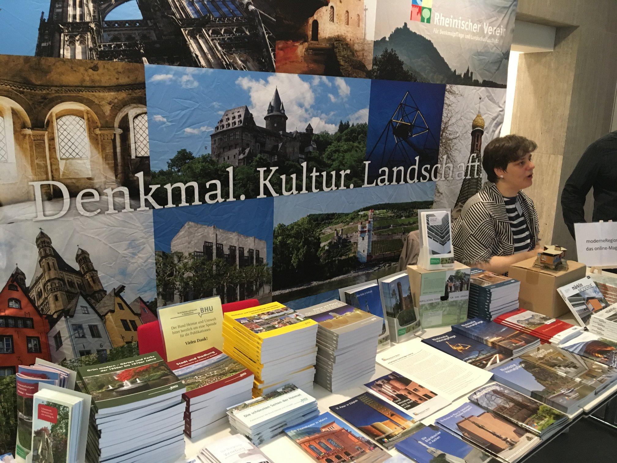 Köln, Amerika-Haus/Fritz-Thyssen-Stiftung, Tagung des Rheinischen Vereins am 6. September 2018 (Bild: Karl-Peter Wiemer)