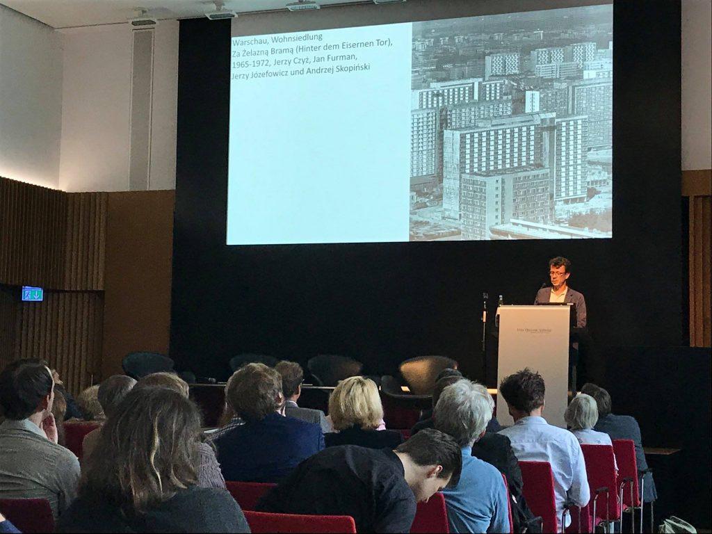 Köln, Amerika-Haus/Fritz-Thyssen-Stiftung, Tagung des Rheinischen Vereins am 6. September 2018 (Bild: Christina-Marie Langner)