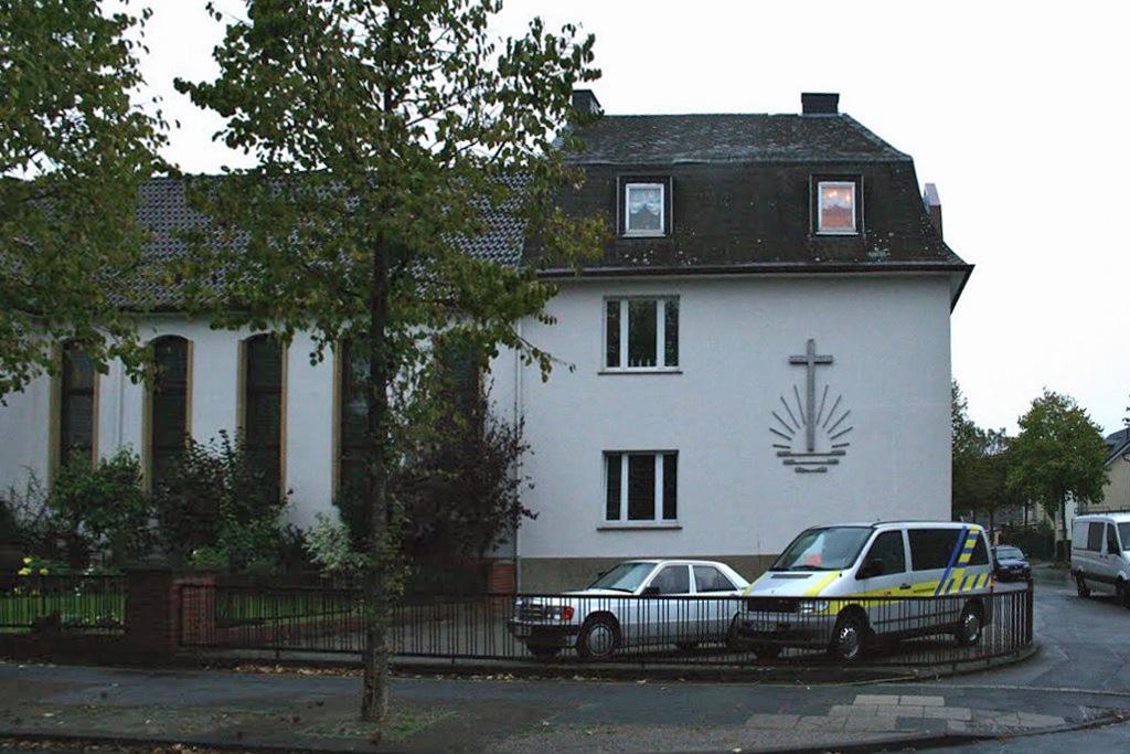 Kamen, Neuapostol. Kirche (Bild: Kamener, via mapio.net)