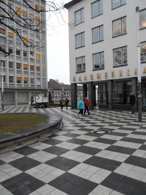 Kassel, Treppenstraße (Bild: Folckert Lueken-Isberner)