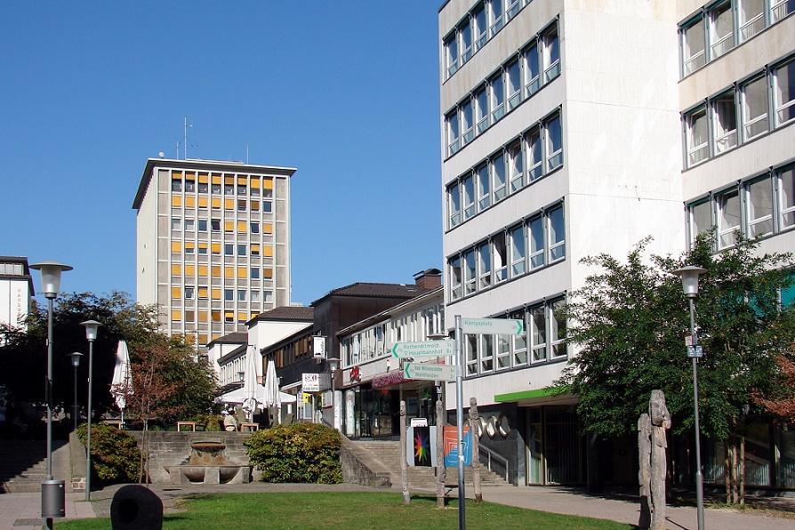 Kassel, Treppenstraße, (Bild: H. Helmlechner, CC BY-SA 4.0)