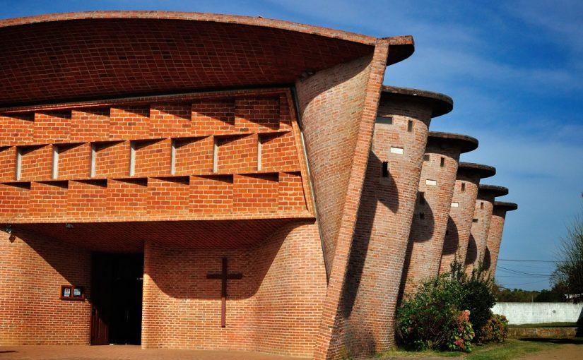 Endlich Welterbe: die Kirche von Atlántida