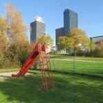 Die Architektur: ein Kinderspiel (Bild Uta Winterhager, Köln, Deutsche Welle)