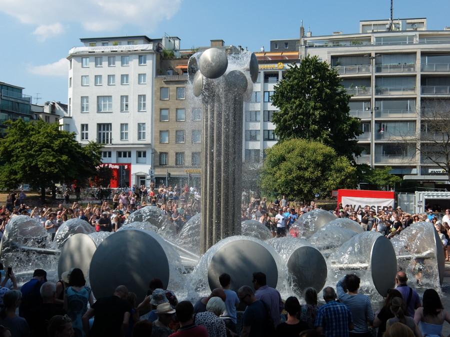 Köln, Ebertplatz (Bild: Ralf Liptau, Sommer 2018)