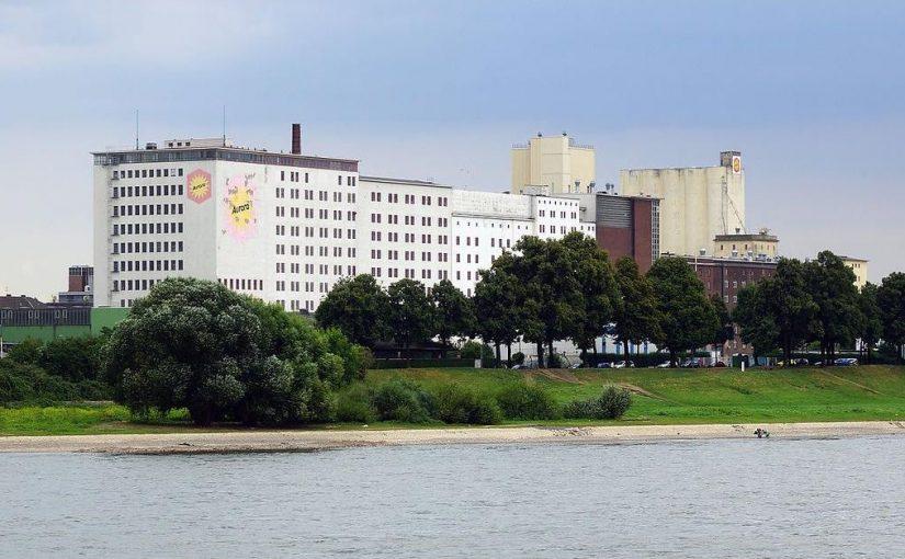 Köln: Wohnen in der Mühle