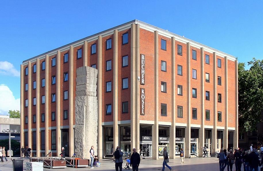Köln, Kurienhaus, Blick vom Roncalliplatz (Bild: © Raimond Spekking/via wikimedia commons)