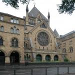 Köln, Synagoge in der Roonstraße, 1899/1959 (Bild: U. Knufinke)