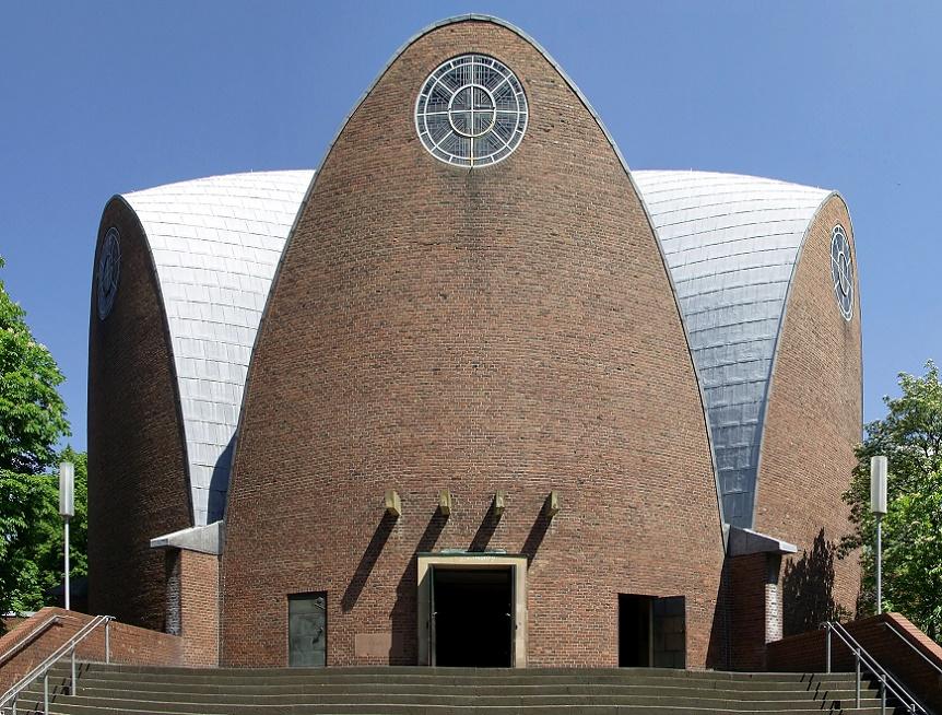 Köln-Riehl, St. Engelbert (Bild: ©Raimond Spekking, CC BY SA 4.0)