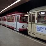 "Köln, U-Bahnstation ""Dom/Hauptbahnhof"" im Jahr 1991 (Bild: Dr. Neil Clifton, CC B SA 2.0)"