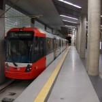 "Koeln, U-Bahnstation ""Heumarkt"", untere Ebene (Bild: Tohma, GFDL oder CC BY SA 4.0, 3.0, 2.5, 2.0, 1.0)"