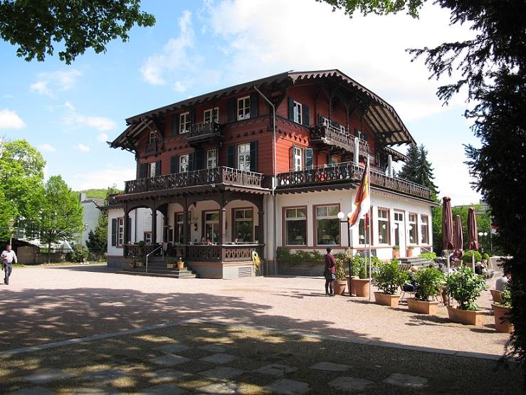 Königstein, Villa Borgnis (Bild: K. Berkemann)