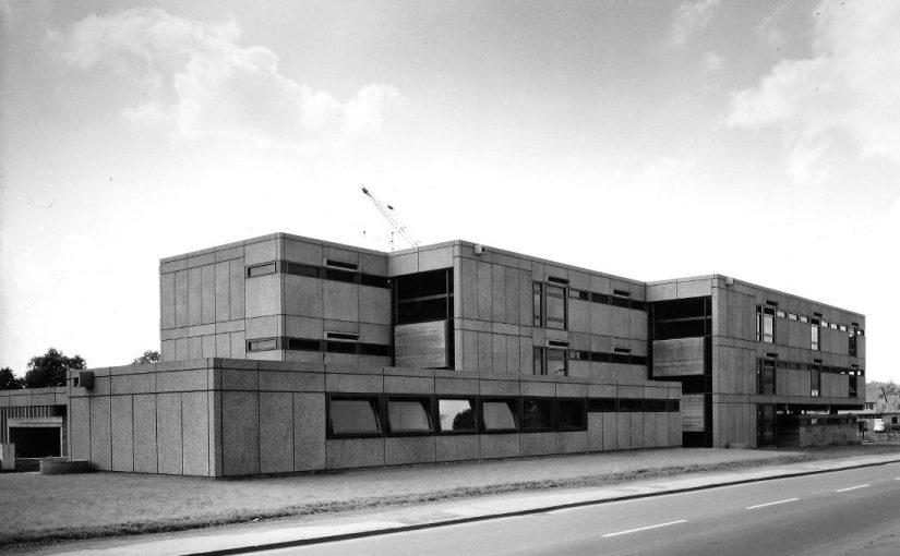 Bad Friedrichshall, Mittelschule, Nordseite (Bild: saai, Marianne Goetz)