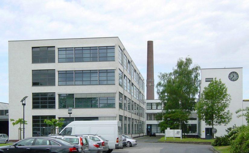 Krefeld industriell