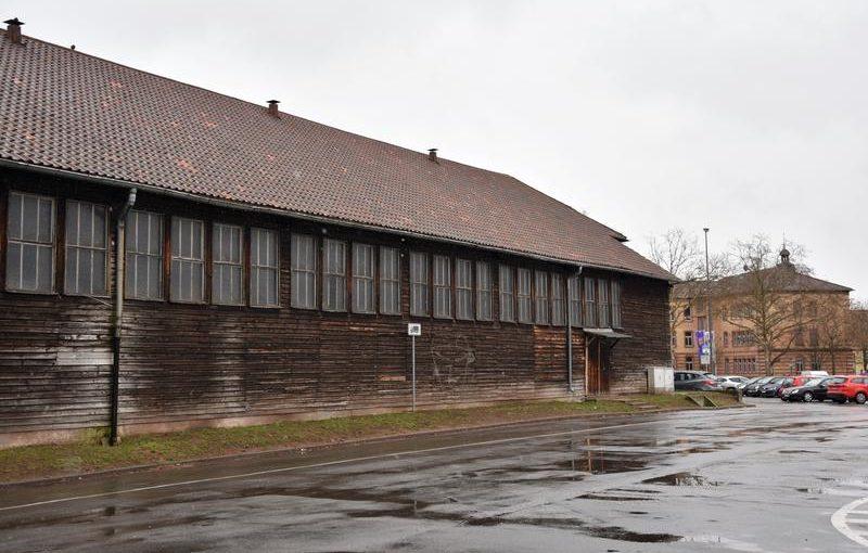Landau, Süwega-Halle (Bild: Stadt Landau)