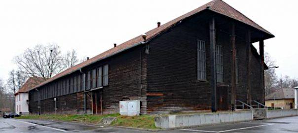 Landau, Süwega-Halle (Bild: Landesforsten Rheinland-Pfalz)