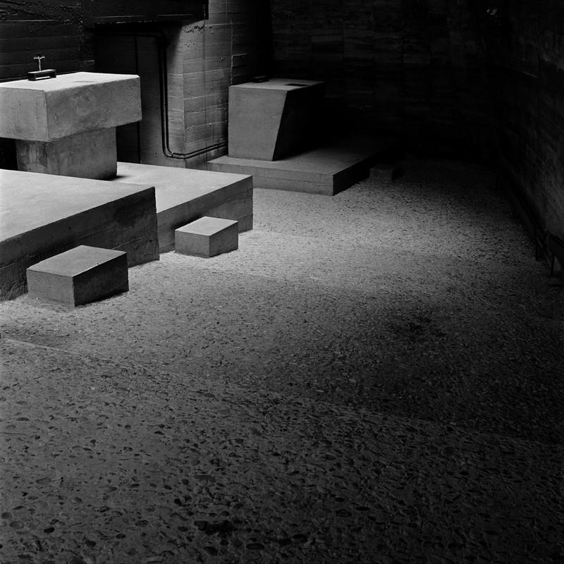 LevCorbusier, Kloster Sainte Marie de la Tourette, Eveux/Frankreich (© Hélène Binet, 2002)
