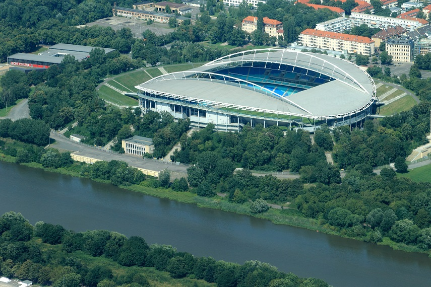 Leipzig, Zentralstadion (Bild: Philip, CC BY SA 2.0)