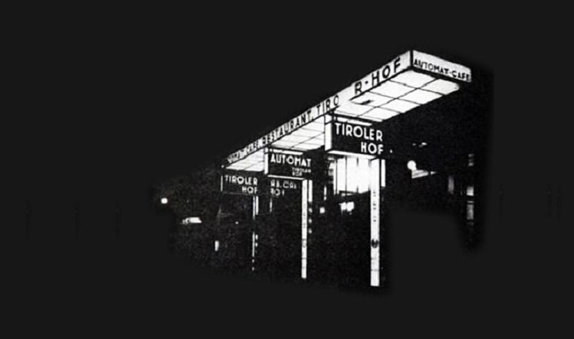 Leuchtreklame nach der Frankfurter Werbeordnung, 1928 (Bild: PD)