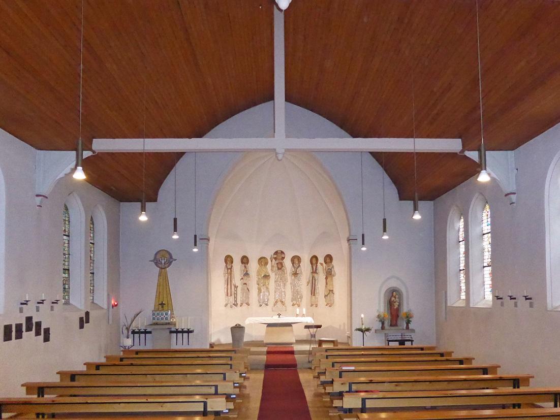 Loburg, St. Marien (Bild: Kirchenfan, CC0 1.0, 2016)