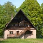 Loheland, Giebelhaus, 1962 (Bild: Floria K., GFDL oder CC BY SA 3.0)