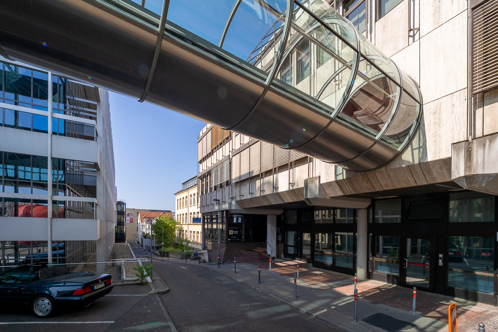 Ludwigsburg, Kreissparkasse (Bild: Thomas Fütterer, 2020)