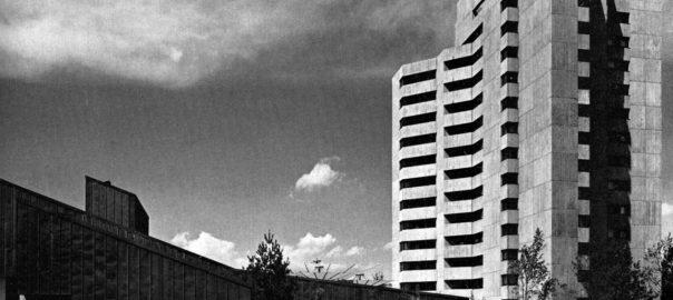 München, Hochhaus Johann-Fichte-Straße (Bild: Stadt München)