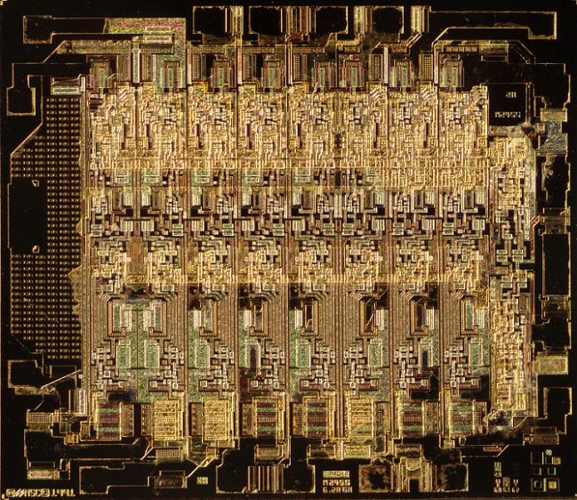 Mikrochip (Bild: Epop, CC0)