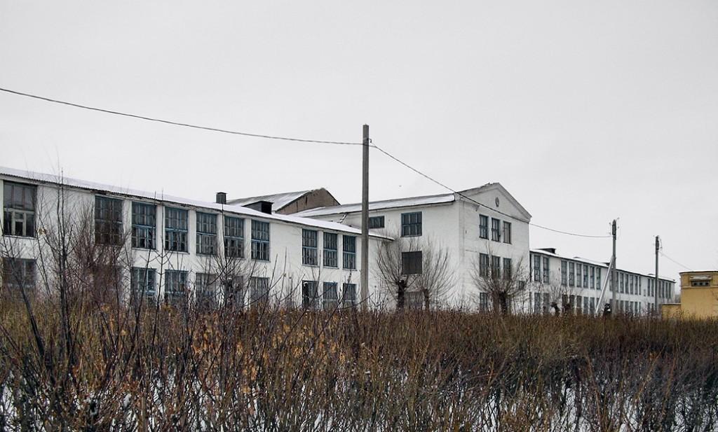 Magnitogorsk, Scule (Bild: Elke Pistorius)