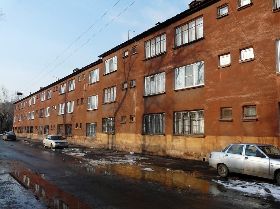 Magnitogorsk, Erstes Quartal (Bild: Julius Reinsberg)