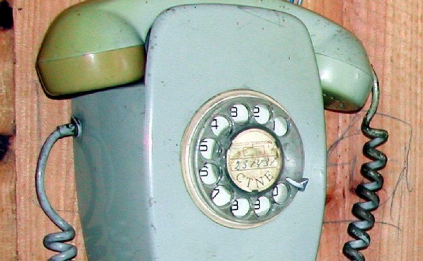 Mallorca, Telefon (Bild: Chixoy, CC BY SA 3.0 oder GFDL, 2006)