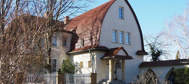 Merseburg, Zollinger-Wohnhaus (Bild: Wolfram Friedrich, 2018/19)