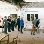 "Milchhof Arnstadt, Tagung ""Bauhaus 2019"" (Bild: Jan Kobel)"