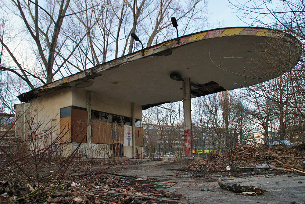 Chemnitz, ehemalige Minol-Tankstelle (Bild: Bigg(g)er, CC BY SA 3.0, 2012)