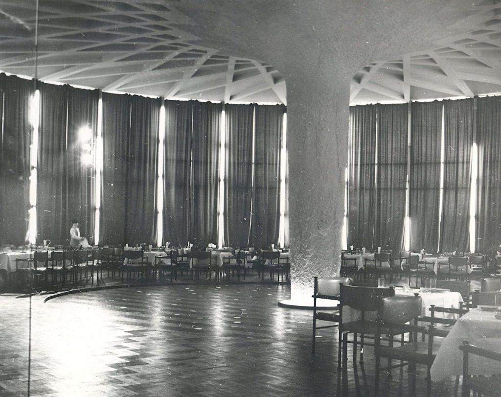 """Minsk, Restaurant """"Steinerne Blume"""" (Bildquelle: Archiv BGANTD)"""