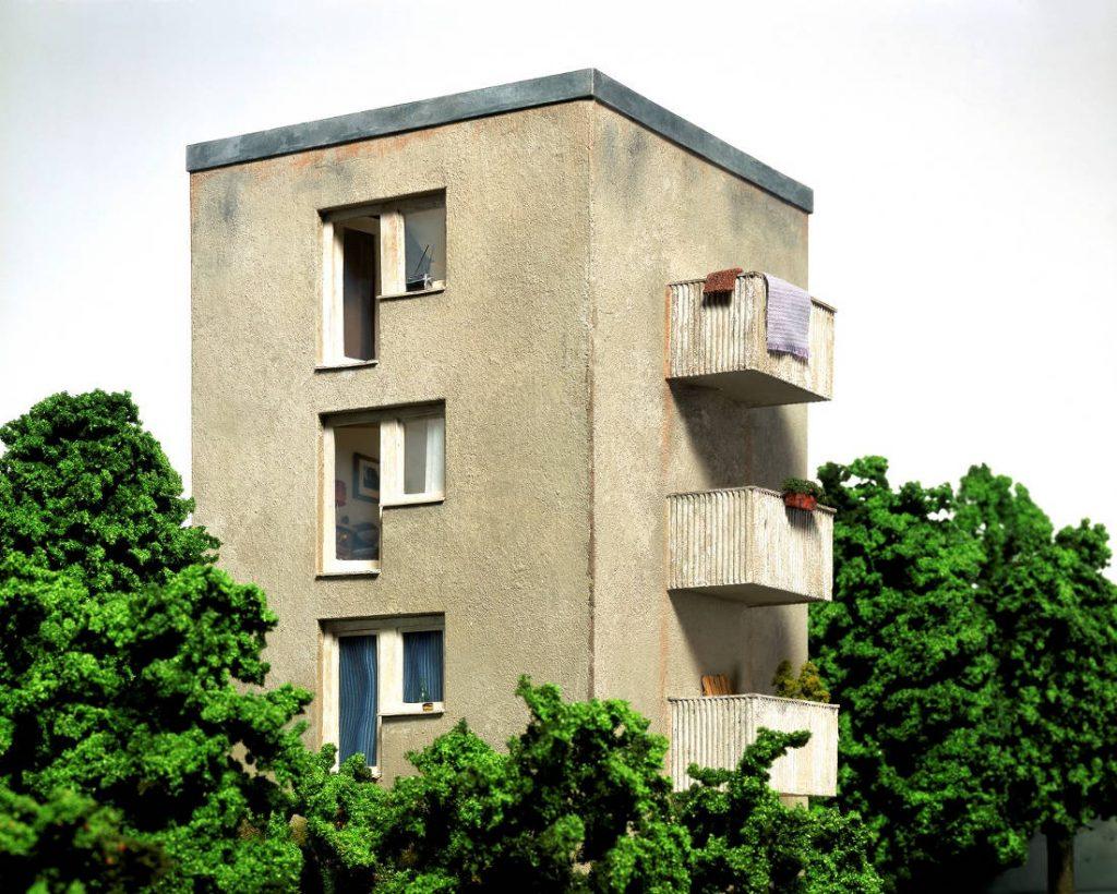 Frank Kunert: Mit Balkon (Copyright: Frankf Kunert)