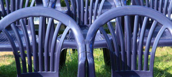 Monobloc-Stuhl (Bild: Frank Vincentz, CC BY SA 3.0)